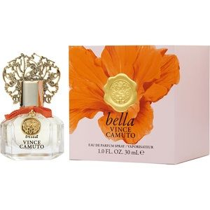 NIB Vince Camuto Ciao Bella Perfume 3.4oz